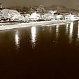 1月 浅野川夜景
