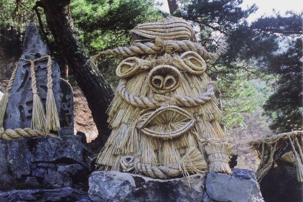 20012支部写真展 芦の尻の道祖神