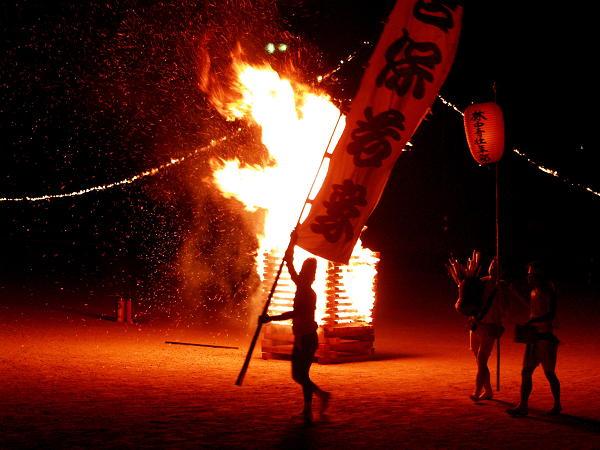 松任火祭り-2